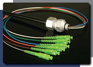 Photo of Fiber Optic Node Cable Assembly