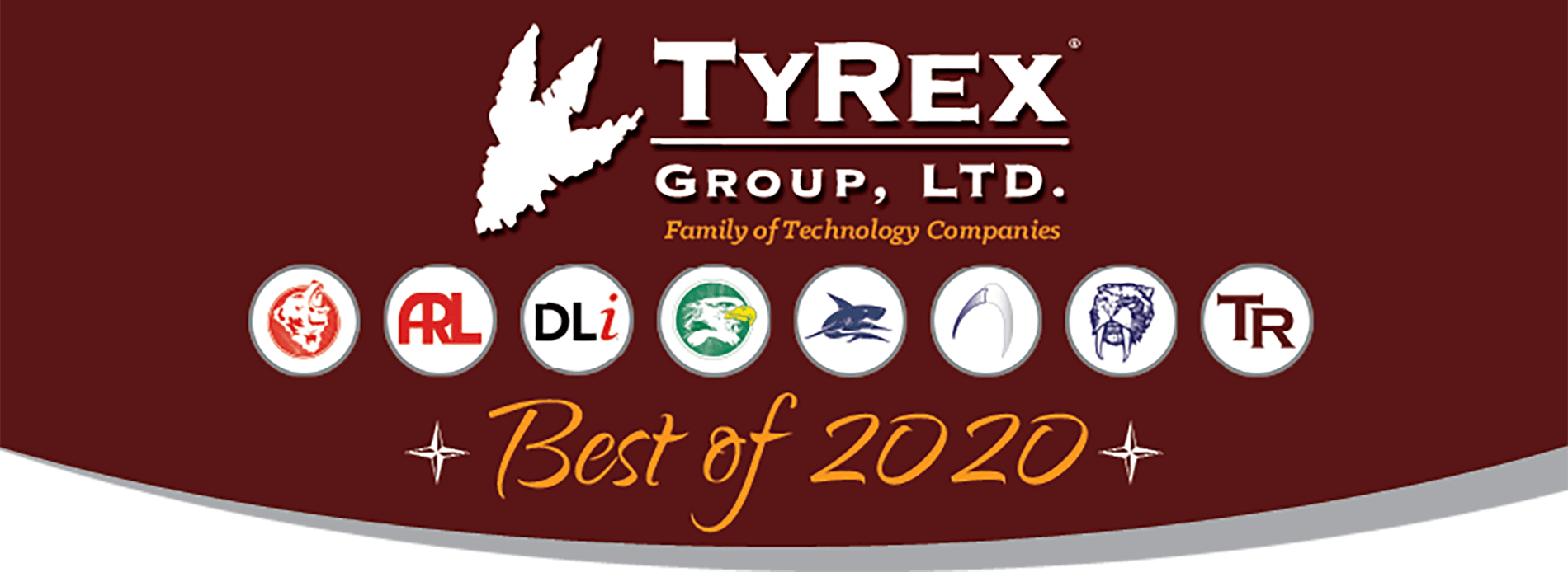 TyRex Technology Family Best of 2020