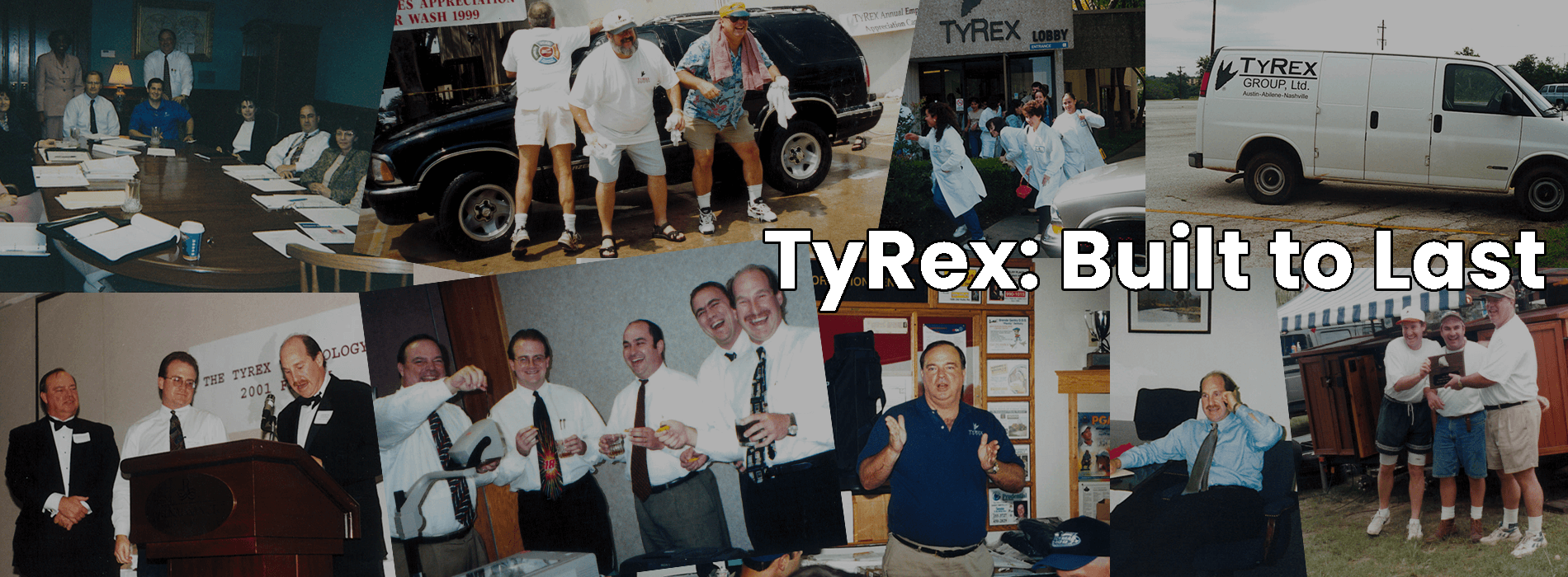Tyrex Technology Family: A Texas Company Built to Last