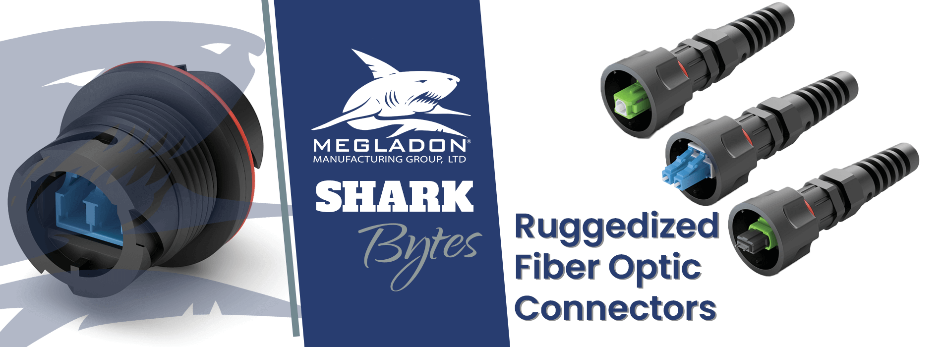 IP Series Connector: Ruggedized Fiber Optic Connectors Protect From Harsh Conditions