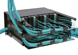 Fiber Optic Distribution Rack Mount