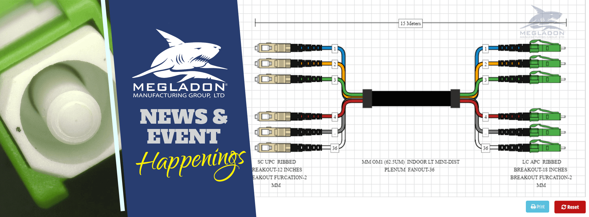 News & Events - Custom Cable Configuration Tool