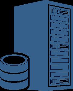 Data Center Industry - Blue