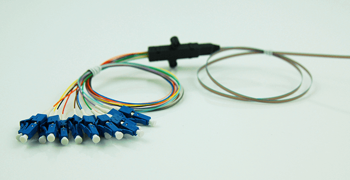 Product Photo of HLC Fiber Optic Ribbon Pigtails