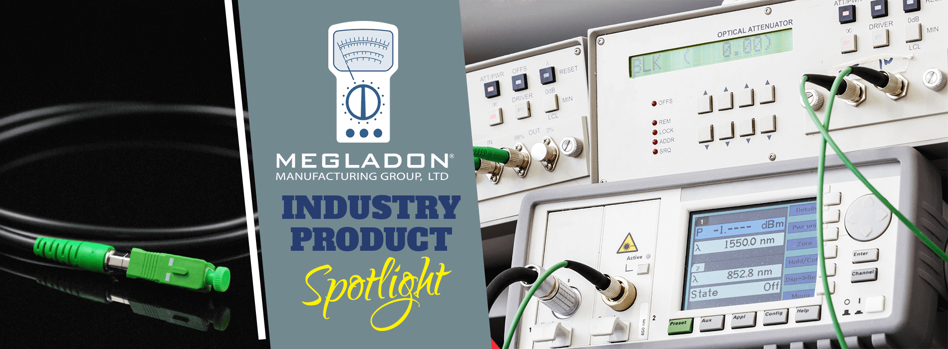 Industry Product Spotlight - Test & Measurement