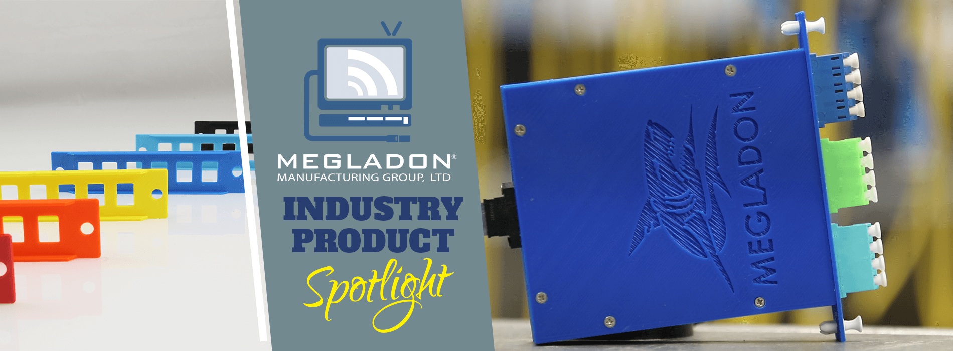 Industry Product Spotlight 3D Printed Data Center Solutions