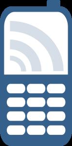 Telecommunications Industry - Blue