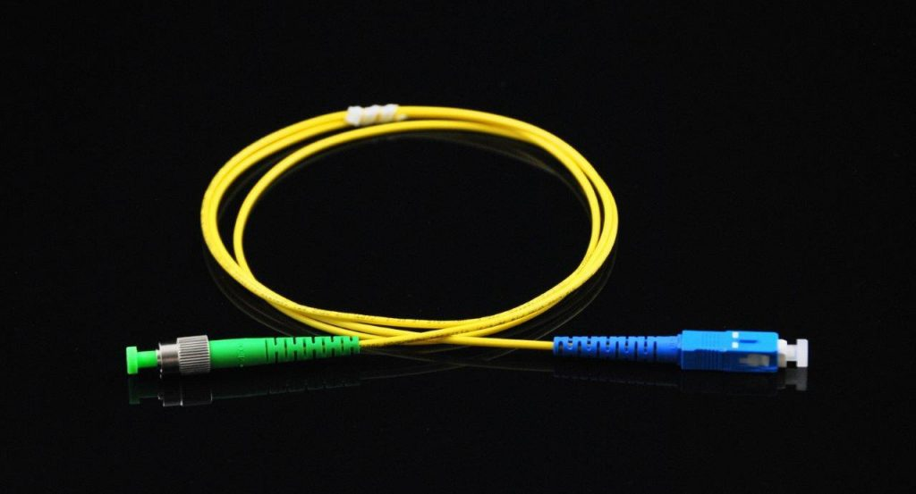 Photo of Fiber Optic Launch Cable