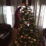 Texas Baptist Children's Home Decorating (1)