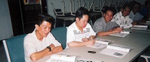 Training In Vietnam