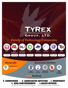 Flyer: TyRex Family Overview